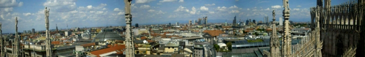 Milano panorama 960x150